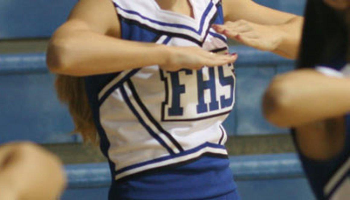 High School Cheer Leading Fundraising